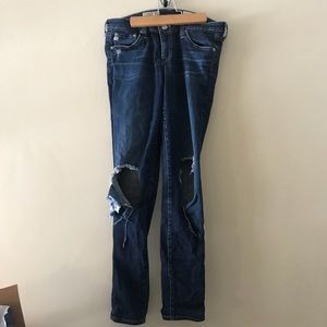 Ag Adriano Goldschmied Pants - super skinny AG jeans